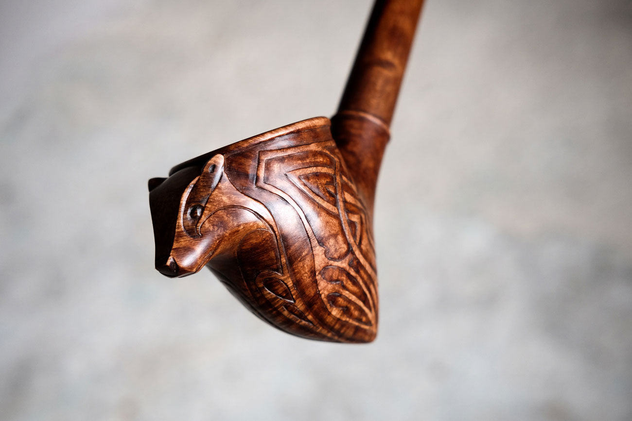 badger pipe